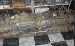 Para-choque Dianteiro do Mercedes-Benz 1620 1418 - Amalcaburio
