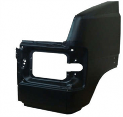 Painel Frontal Lataria Farol MB 709 710 912 914 - Mercedes-Benz