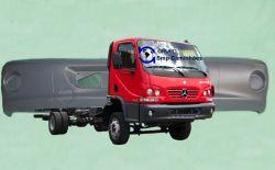 Para-choque Mercedes-Benz Accelo 715 815 915 1016 1316