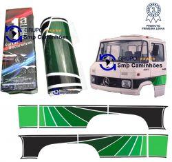 Faixa do MB 608  | Verde Jogo Primeira Linha