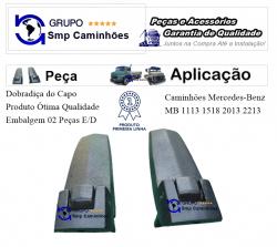 Dobradiça Capo MB 1113 1518 2013 | Jogo 02 Lados