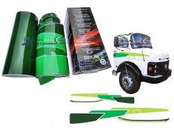 Faixa Verde do MB 1113 | Mercedes-Benz